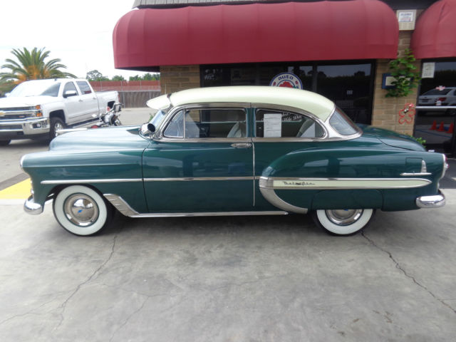 1953 chevy bel air coupe 2 door for sale in stockton for 1953 chevrolet belair 4 door