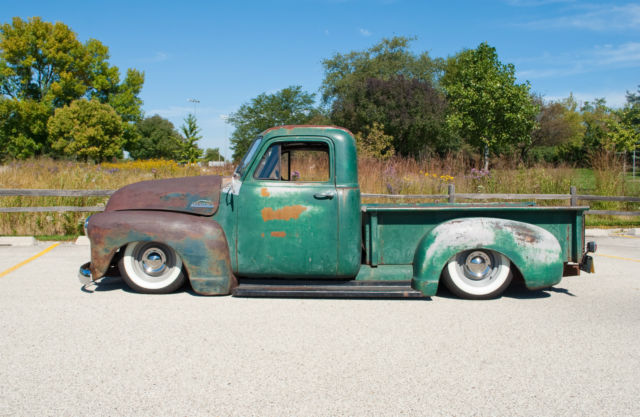 1953 chevy truck rat rod hot rod custom race ready chassis for 1953 Chevy Truck 1953 chevy truck rat rod hot rod custom race ready chassis for sale in libertyville illinois united states