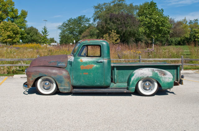 1953 chevy truck rat rod hot rod custom race ready chassis for 1937 Ford Rat Rod 1953 chevrolet other pickups