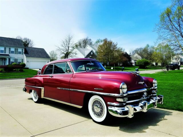 1953 Chrysler Windsor Deluxe Newport not Cadillac Lincoln ...