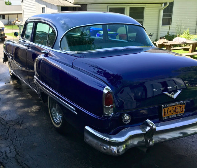 1953 Desoto Firedome Hemi For Sale: Photos, Technical