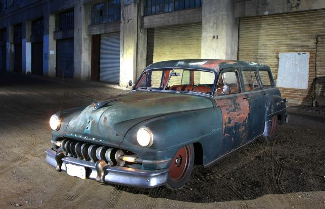 1953 Desoto Wagon Great Hot Rod Rat Rod Pro Touring For