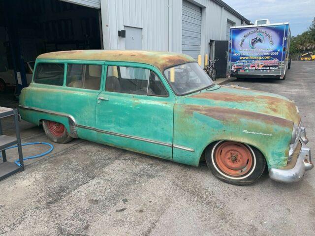 1953 Dodge Suburban Wagon 2 Door 1950 1952 1953 1954 1959