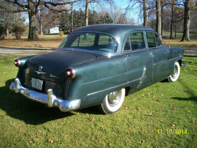 1953 ford 4 door 50th anniversary model for sale in for 1953 ford 4 door sedan