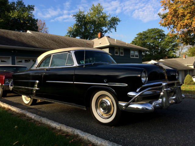 1953 ford crown victoria crestline 2 door anniversary for 1953 ford 2 door coupe