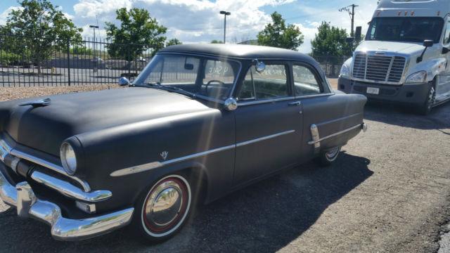 1953 ford customline base 3 7l for sale in hartville ohio for 1953 ford customline 4 door