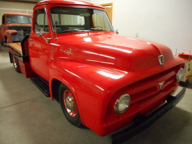 1953 ford f 100 custom flatbed for sale in fresno california Ford Highboy Flatbed 1953 ford f 100