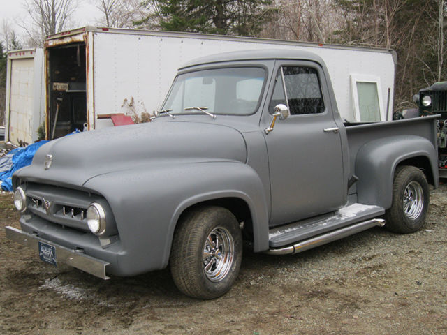 1953 ford f100 pick up rat rod hot rod big block for