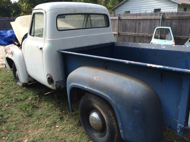 1953 Ford F250 F 250 Project Or Parts Hot Rod Rat Rod