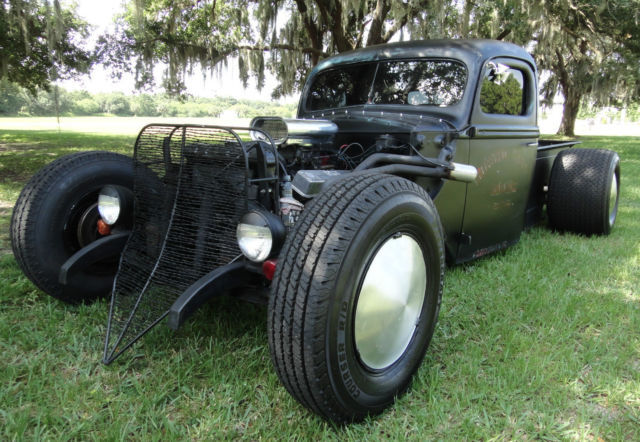 1953 Ford Rat Rod Custom Hot Rod Truck Chopped Amp Channeled