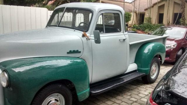 1953 gmc 5 window pickup truck hotrod ratrod for sale in for 1953 gmc 5 window