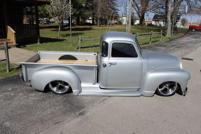1953 gmc truck rat hot restomod rod bagged slammed pickup chevy 53 48 49 50 51. Black Bedroom Furniture Sets. Home Design Ideas