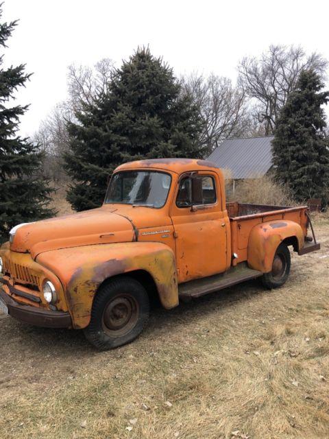 1953 International Pickup Ih Rat Rod 1949 1950 1951 1952 1954 1955 1956 For Sale Photos Technical Specifications Description