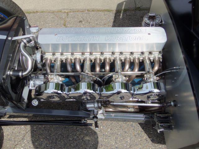Peterbilt Custom Ratrod Buick Roadmaster Straight Nascar Rear End on Buick Straight 8 Engine