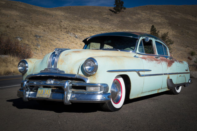 1953 Pontiac Chieftain 4 Door Hot Rod Rat Rod Lowrider