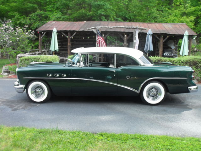1954 buick century 2 door hardtop for 1955 buick century 4 door hardtop