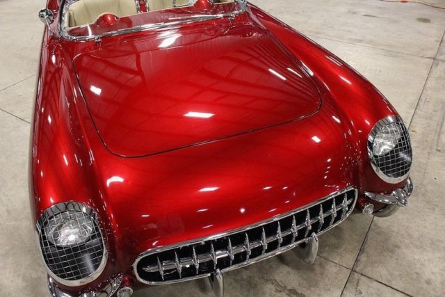 How To Paint Candy Apple Red On A Car