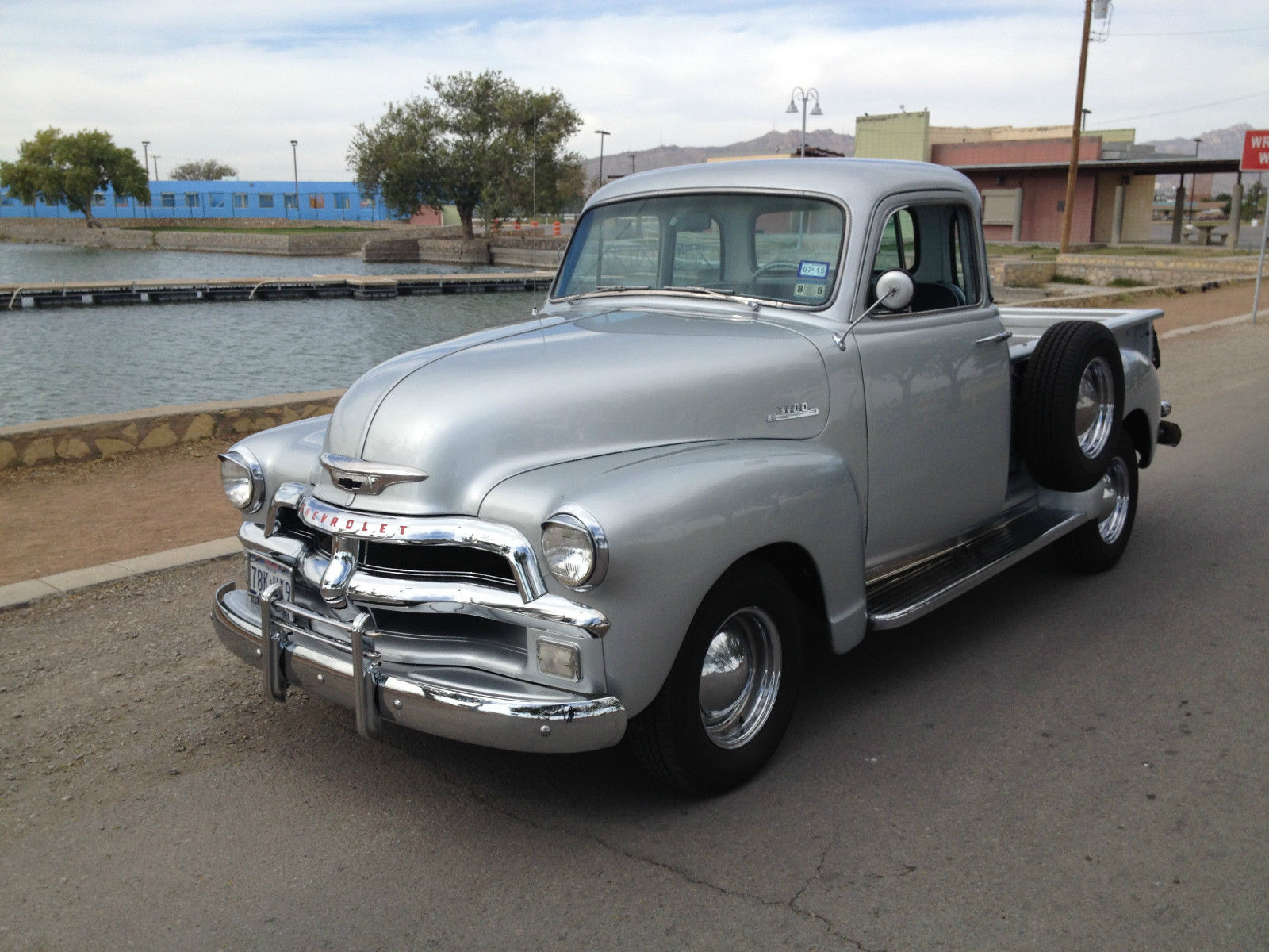 1954 Chevrolet Pickup 5 Window Automatic For Sale In El Paso Texas Pick Up United States