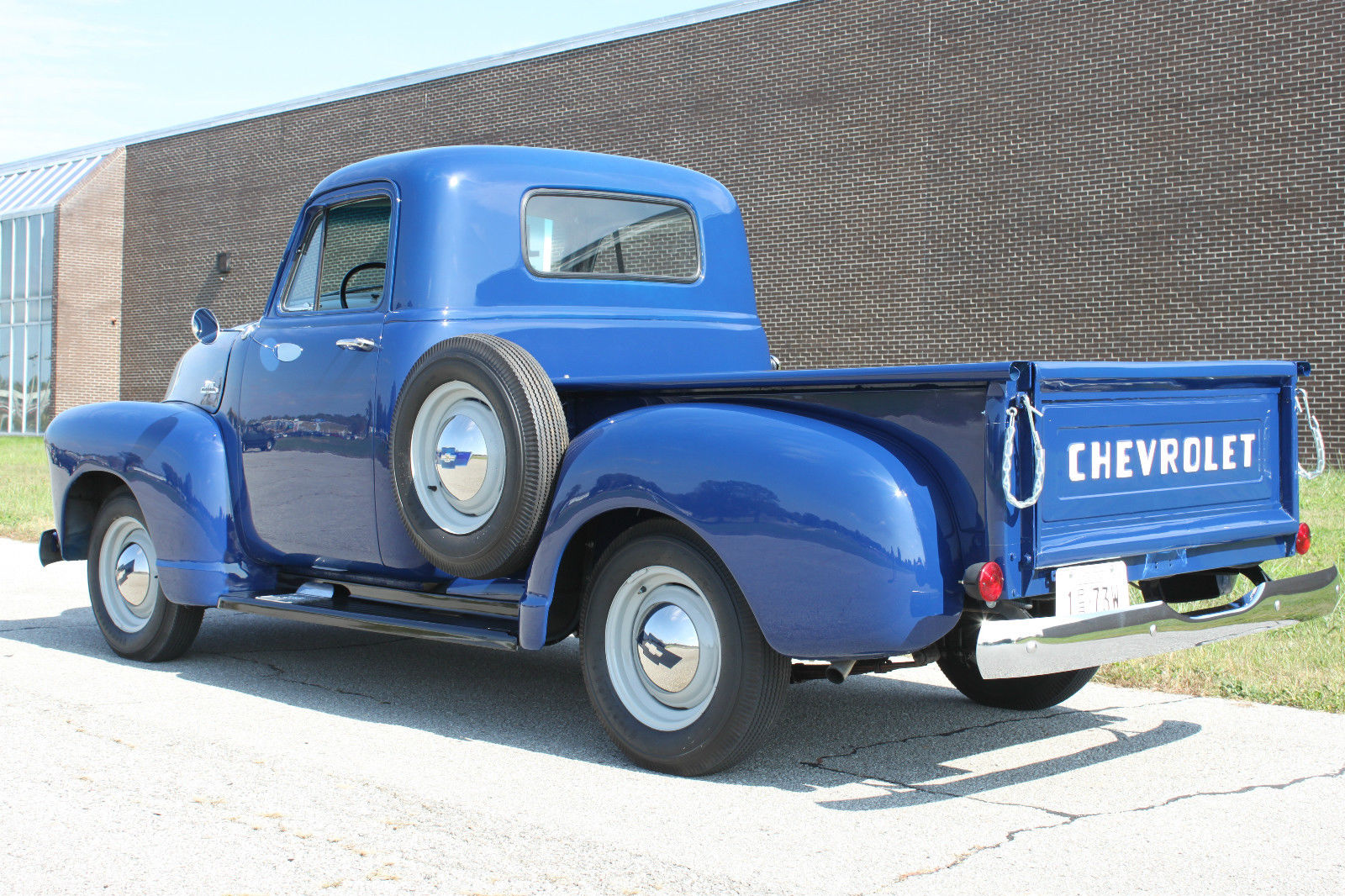 1954 Chevrolet Truck 3100 Reg Cab Southern Restored For Sale Paint Colors Other Pickups