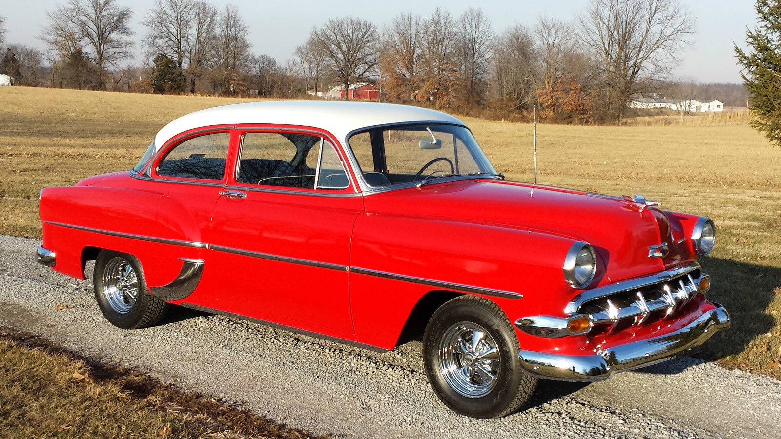 1954 chevy 210 deluxe for sale in west salem illinois for 1954 chevy 210 2 door