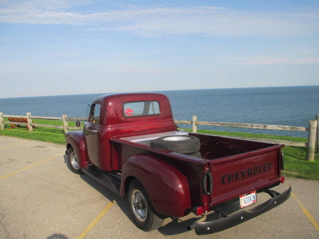 1954 Chevy 3 4 Ton 8 Wood Bed Farm Truck For Sale In