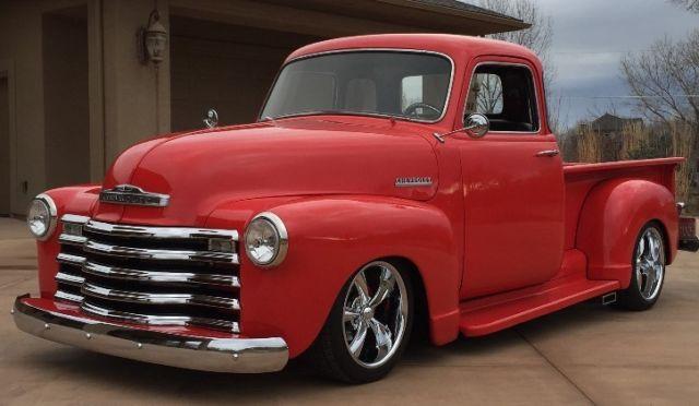 1954 chevy custom truck for sale in daytona beach florida united states. Black Bedroom Furniture Sets. Home Design Ideas
