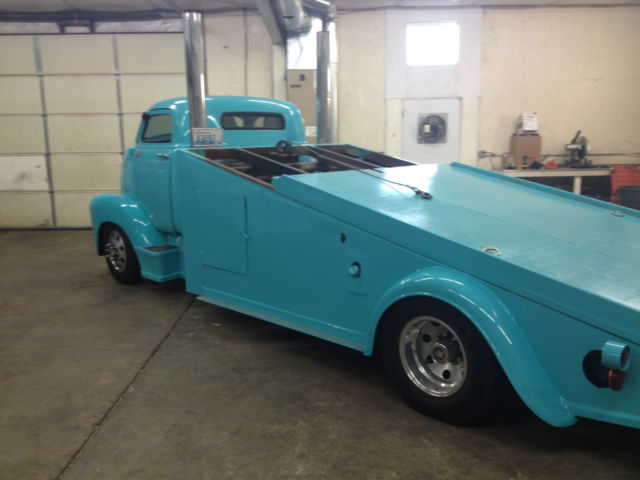 1954 Coe Car Hauler Rollback