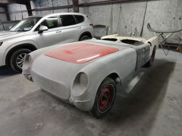 1954 Corvette Project Car Hot Rod Gasser Ncrs 1953 1955 C1 Need Work Racecar For Sale Photos Technical Specifications Description