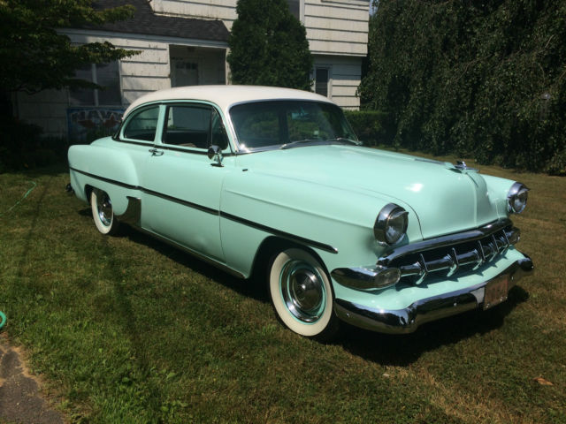 Bel Air Mall >> 1954 Custom Chevy Coupe, Hot Rod 210 bel air rat rod candidate for sale in Port Jefferson ...