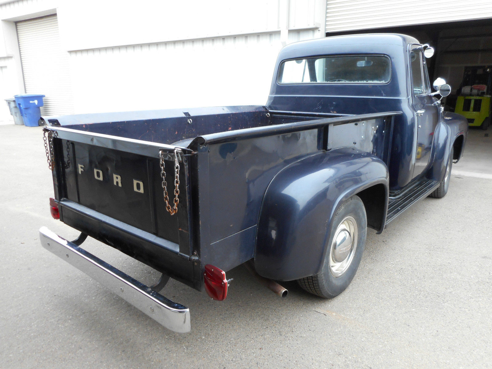 1954 Ford F 250 Pickup For Sale In Fresno California United States Truck