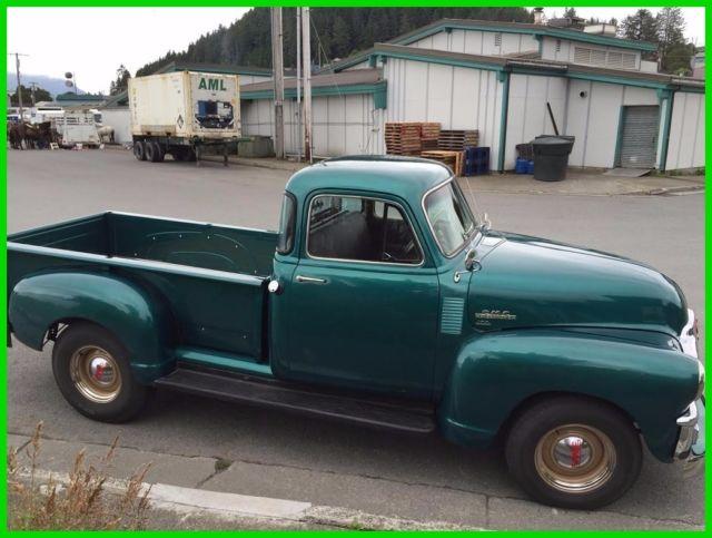 1954 Gmc 100 5 Window Pickup Used Automatic Truck 248 6