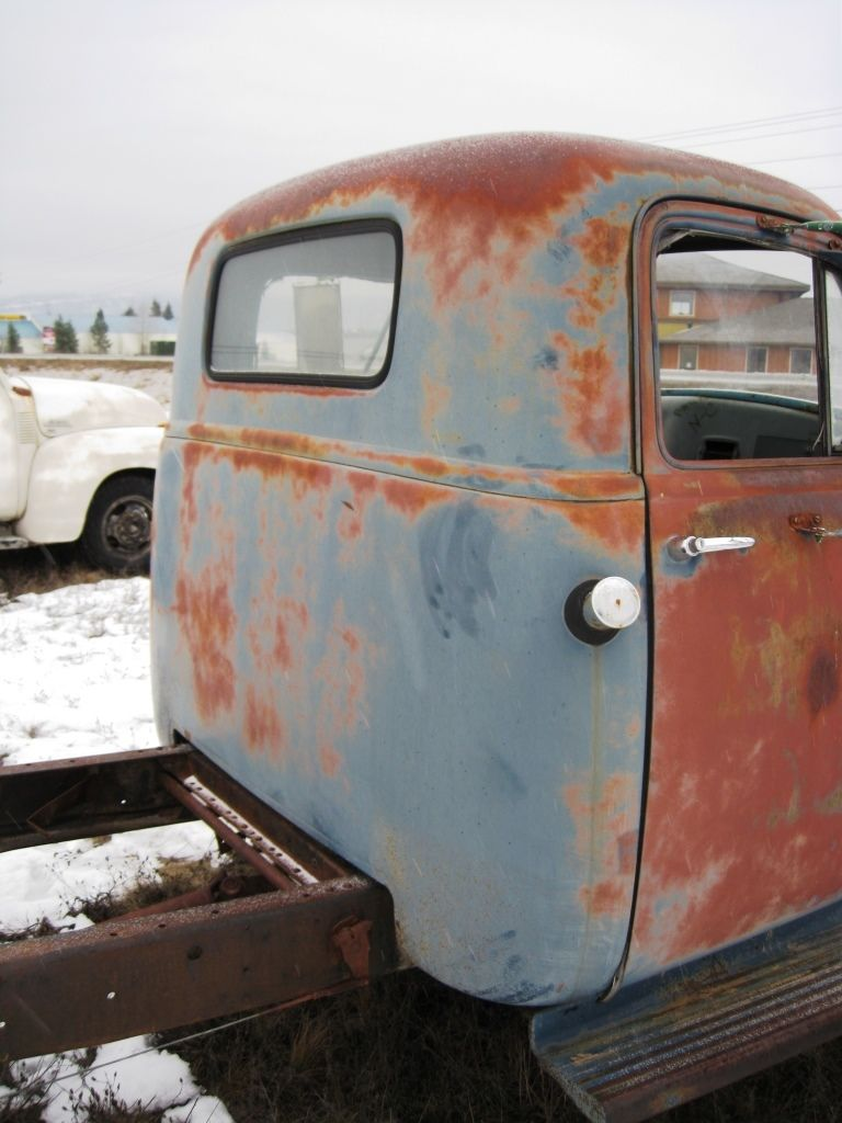 1954 Gmc 250 1 Amp 1 2 Ton Truck Very Straight And Rust