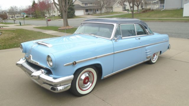 1954 mercury monterey 2 door hardtop no reserve for 1954 mercury 2 door hardtop