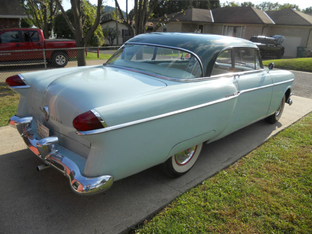 1954 packard clipper panama lowered reserve for Thunderbolt motors and transmissions