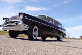 1957 chevy station wagon value