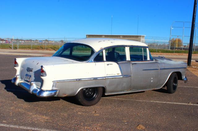 1955 chevrolet clutch