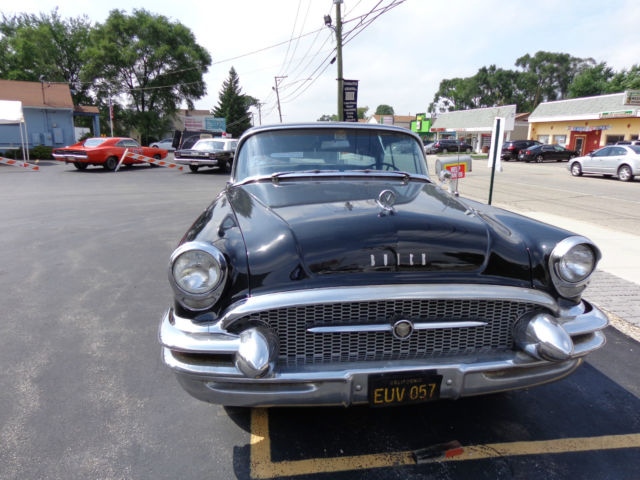 1955 buick roadmaster base sedan 4 door 5 7l for sale in for 1955 buick special 4 door for sale