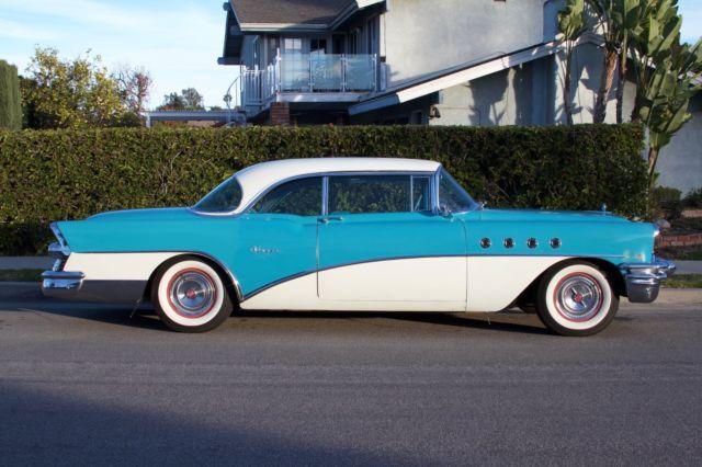 1955 buick super 2 door hardtop riviera original for sale