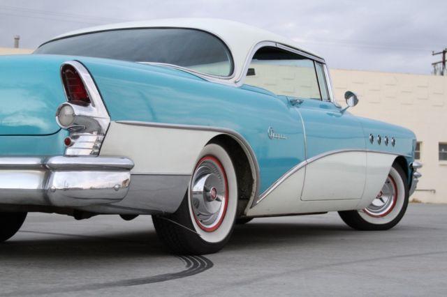 1955 buick super 2 door hardtop riviera original for sale for 1955 buick roadmaster 4 door