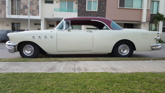 1955 buick super riviera for 1955 buick riviera 56r super 2 door hardtop