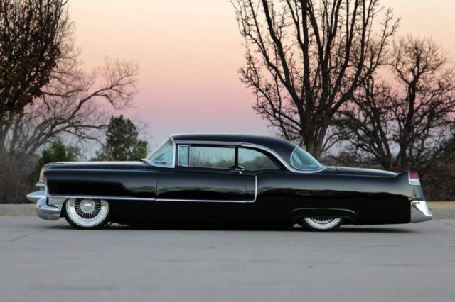 1955 CADILLAC COUPE DEVILLE CUSTOM
