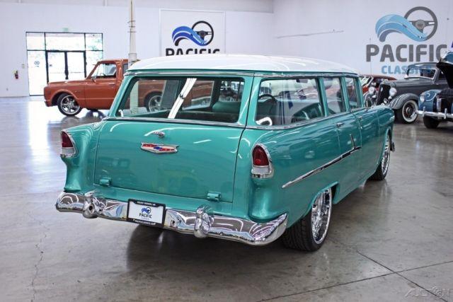 1955 chevrolet 210 4 door station wagon 350 350 for 1955 chevy 4 door wagon