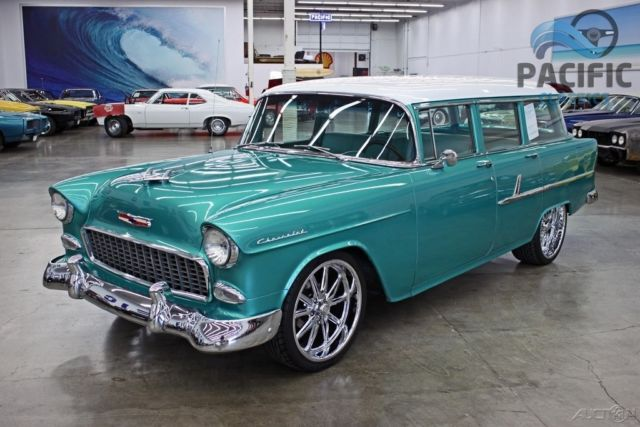 1955 chevrolet 210 4 door station wagon 350 350 for 1955 chevrolet 210 4 door sedan