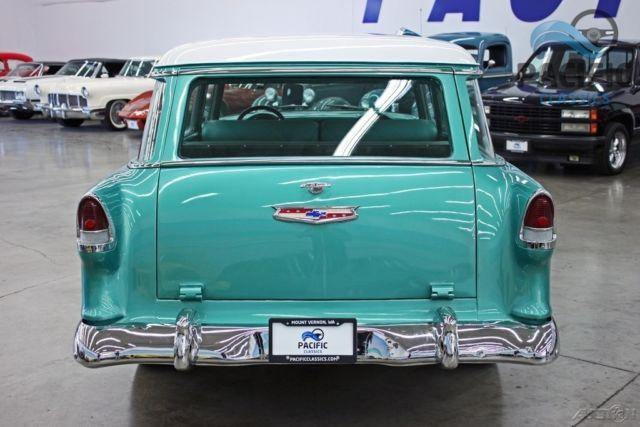 1955 Chevrolet 210 4 Door Station Wagon 350 350 For Sale