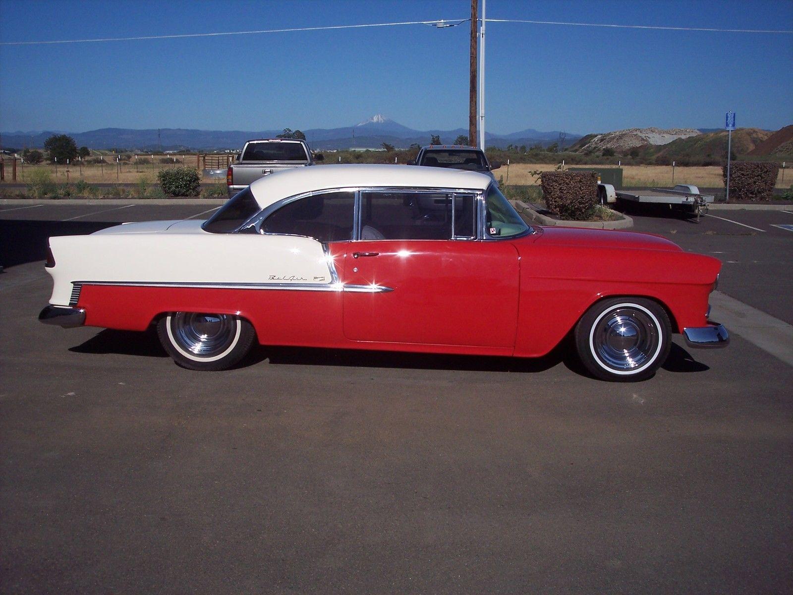 1955 chevrolet bel air 2 door hardtop resto mod custom for 1955 chevy belair 2 door hardtop for sale