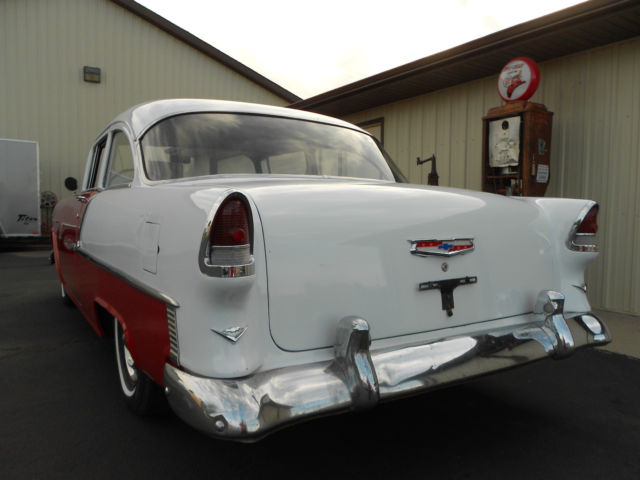 1955 Chevrolet Chevy 210 2 Door Sedan W Delray Interior