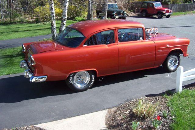 1955 Chevy 2-door post 150 model 2-door sedan for sale ...