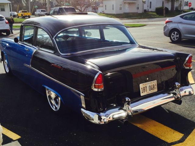 1955 chevy 55 chevrolet belair hardtop 2 door sedan post for 1955 chevy belair 2 door post for sale