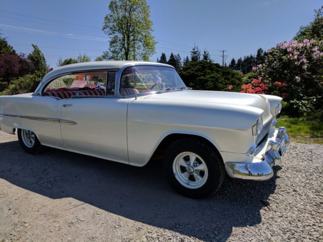 1955 chevy bel air 2 door hardtop