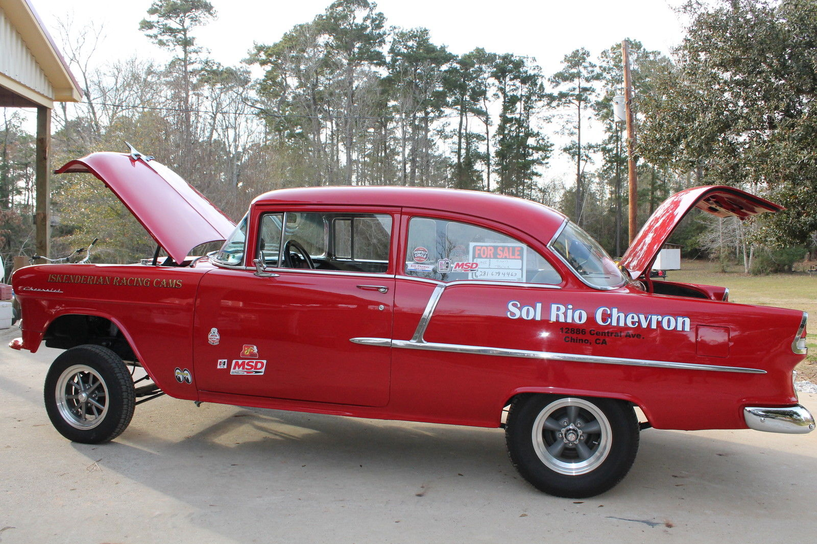 All Chevy » 55 Chevy Gassers - Old Chevy Photos Collection, All ...